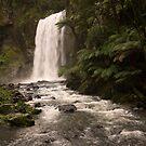 Hopetoun Falls by B.J. Robertson