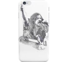 Dave Grohl - Rocking iPhone Case/Skin