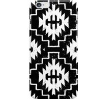 Ethnic pattern with Geometric motifs iPhone Case/Skin