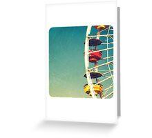 carnival dayz Greeting Card