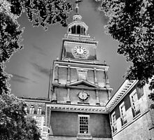 Independence Hall Chromed by InvictusPhotog
