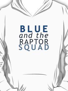 Blue the Raptor - Jurassic World T-Shirt