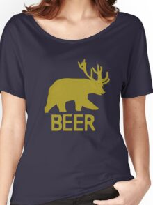 Trevor's BEER Hoodie - Episode 1 Women's Relaxed Fit T-Shirt