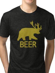 Trevor's BEER Hoodie - Episode 1 Tri-blend T-Shirt