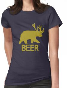 Trevor's BEER Hoodie - Episode 1 Womens Fitted T-Shirt