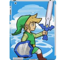 Link, The Hero of Winds || Wind Waker iPad Case/Skin