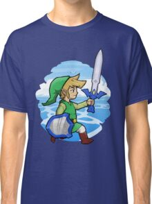 Link, The Hero of Winds || Wind Waker Classic T-Shirt