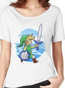 Link, The Hero of Winds || Wind Waker Women's Relaxed Fit T-Shirt