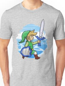 Link, The Hero of Winds    Wind Waker Unisex T-Shirt