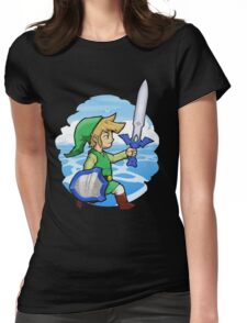 Link, The Hero of Winds || Wind Waker Womens Fitted T-Shirt