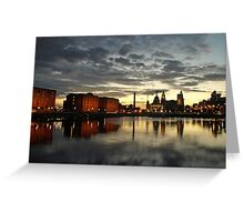 Salthouse Dock Greeting Card