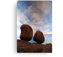 Iconic Marbles Canvas Print