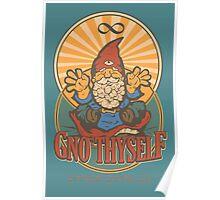 Gno Thyself Poster