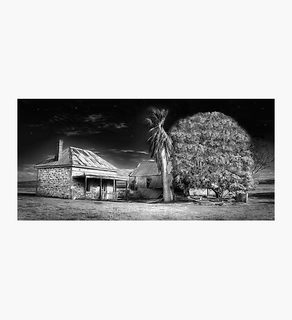 Ghost of Ruin Photographic Print