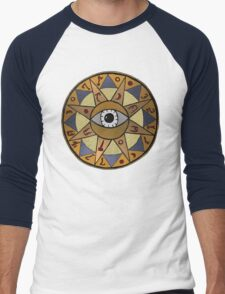 Oblivion Mages Guild Men's Baseball ¾ T-Shirt