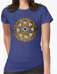 Oblivion Mages Guild Womens Fitted T-Shirt