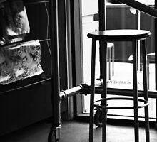 Cafe Trash by aka-ell