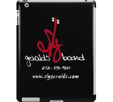 Sly Geralds Band Logo iPad Case/Skin
