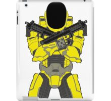 Daft Halo iPad Case/Skin