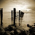 Old Pier by Andrew (ark photograhy art)