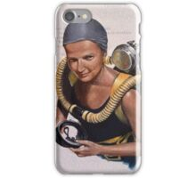 Jerrie Cobb iPhone Case/Skin