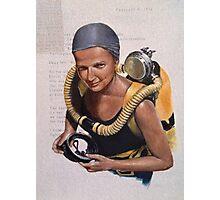 Jerrie Cobb Photographic Print