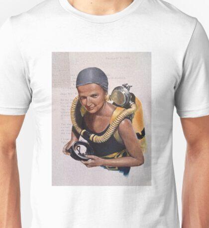 Jerrie Cobb Unisex T-Shirt