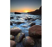 Whale at Woolamai Photographic Print