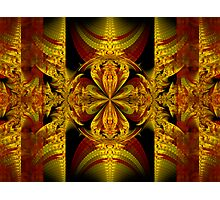 The Secret of the Golden Flower Photographic Print