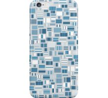 Blue Boxes iPhone Case/Skin
