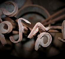 Branding irons by Fizzgig7