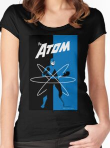 THE ATOM Women's Fitted Scoop T-Shirt