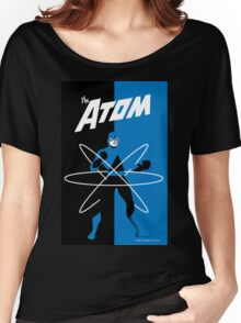 THE ATOM Women's Relaxed Fit T-Shirt