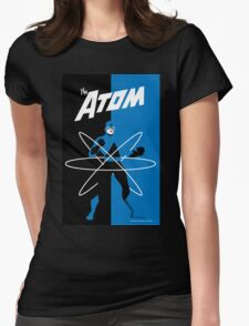 THE ATOM Womens Fitted T-Shirt