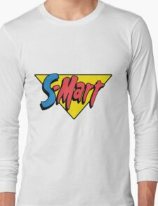 Shop Smart.... Shop S-Mart... Long Sleeve T-Shirt