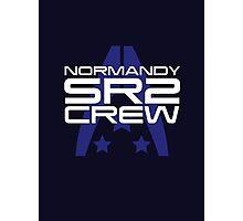 Normandy SR2 Crew Photographic Print
