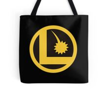 Legion of Super-Heroes Logo Tote Bag
