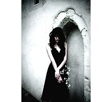 Weight of Grief (1) Photographic Print