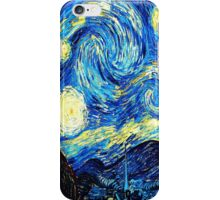 Starry Night - Vincent Van Gogh iPhone Case/Skin