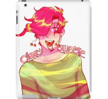 Cherry Sweetie iPad Case/Skin