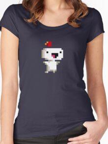 Happy Gomez Women's Fitted Scoop T-Shirt