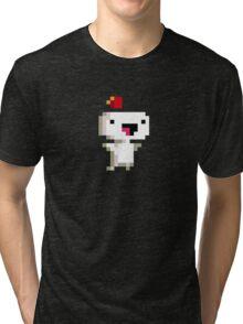 Happy Gomez Tri-blend T-Shirt
