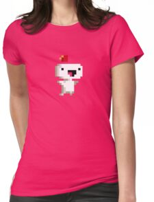 Happy Gomez Womens Fitted T-Shirt