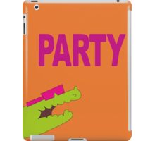 Lee's PARTY gator - Gravity Falls iPad Case/Skin