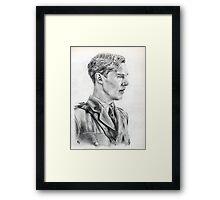 Chrissy... Christopher Tietjens Framed Print