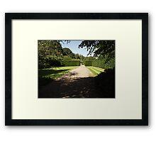 Series: Rosemoor No 4 Framed Print