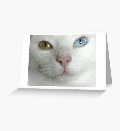 Eyes Greeting Card