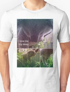 I Love Me My Sleep T-Shirt
