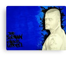 the iceman chuck liddell Canvas Print