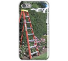 Tools of the Gardening Trade iPhone Case/Skin